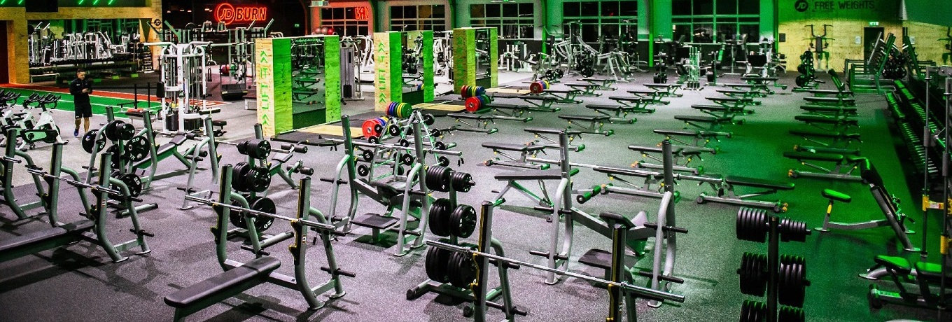Gyms and fitness clubs in Leeds