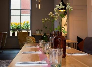 Fettle Cafe in Leeds