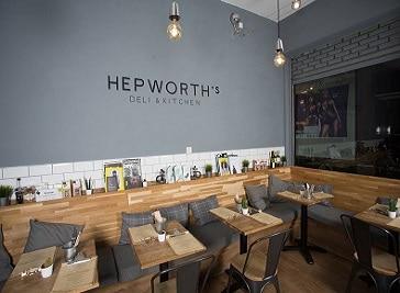 Hepworths Deli & Kitchen in Leeds