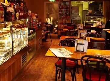 Salumeria Café & Deli Shop in Leeds