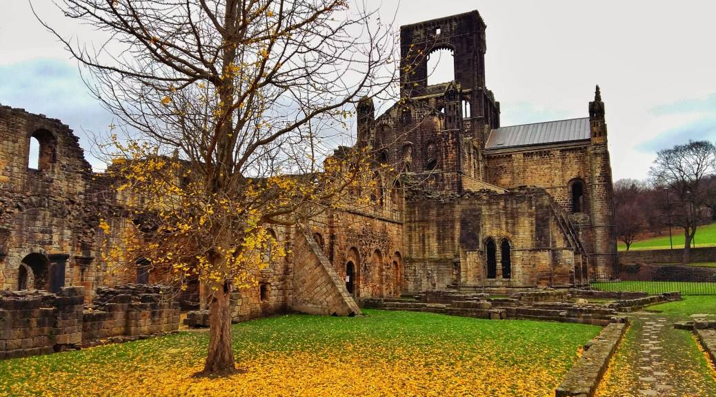 Explore the ruins of Kirkstall Abbey