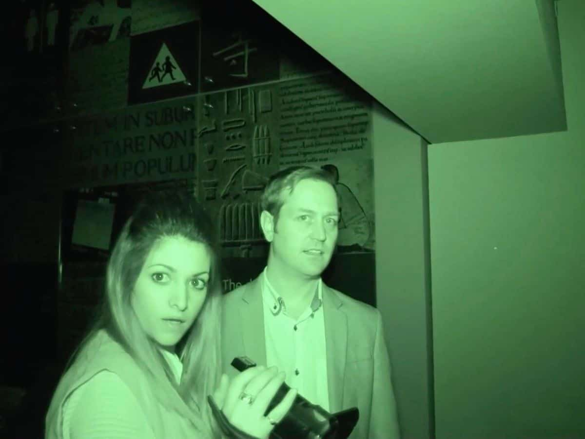Ghost Hunt in leeds for couple
